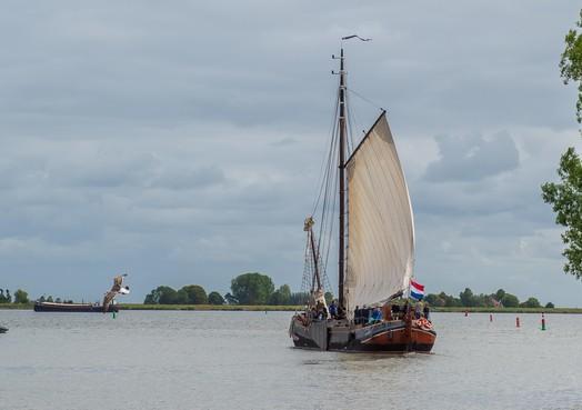 114 jaar oude Zuiderzee zit nog boordevol avontuurlijke levenslust