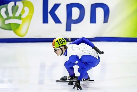 Alkmaarse shorttracker Ingmar van de Griek kijkt zijn ogen uit op de Universiade: 'Een fantastische ervaring'