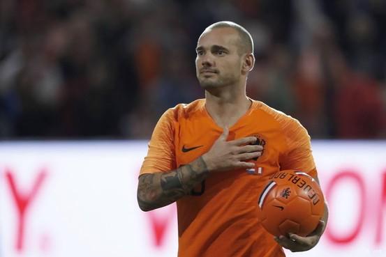 Utrechts sportpark vernoemd naar Sneijder