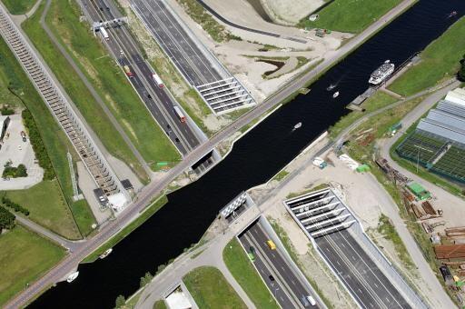 A4-aquaduct uit 1961 wordt vervangen