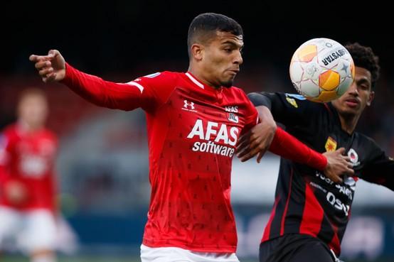 AZ'er Wijndal debutant in selectie Jong Oranje