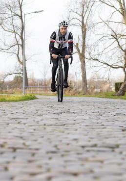 Laurens ten Dam: 'Parcours van het EK wielrennen een fantastisch rondje'