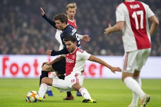 Ajax verhuurt Magallán aan Alavés