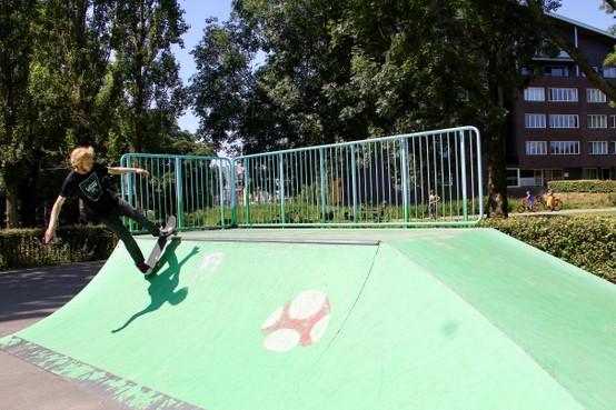 Gebruikers Skatepark Hollandia bang voor gevolgen na klachten over geluidsoverlast [video]