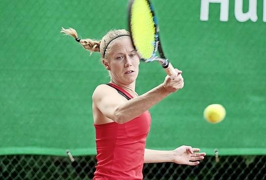 Winnares Soestdijk Open Miriam Westerink is op en top fit