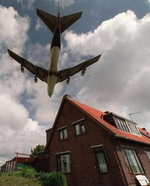 Hinder vliegtuiglawaai Schiphol gelijk gebleven