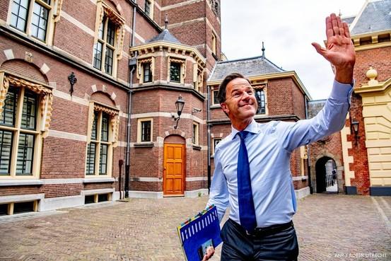 Rutte blijft jaar langer op Binnenhof