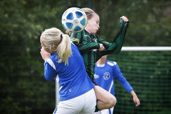Alliance '22 gastheer bij NK meisjes tot 11 jaar: net zo voetballen als heldinnen