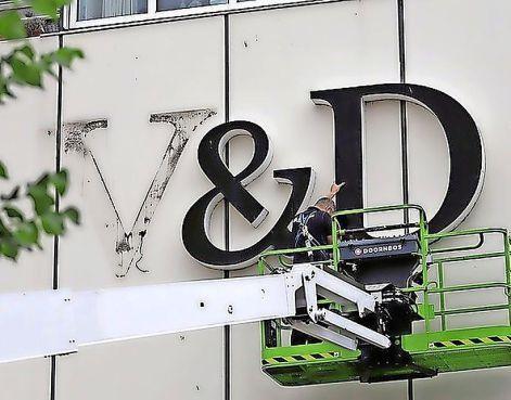 Rechtszaak om voormalige V&D Den Helder: 'Sprinkler van bewoners'
