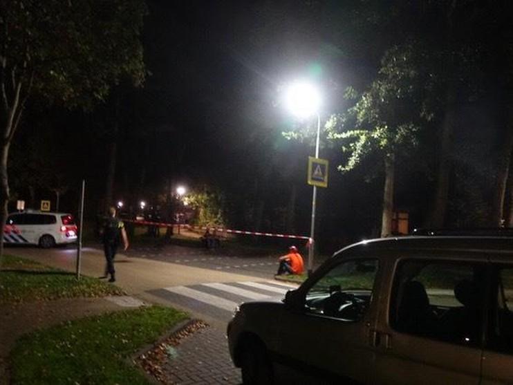 Schietpartij na ruzie in Groet, verdachte ramt politiewagen [video] [update]