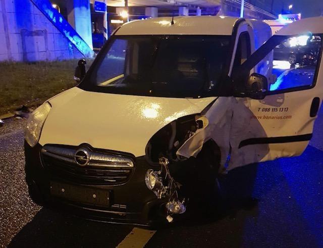 Twee gewonden bij verkeersongeval in Rijpwetering