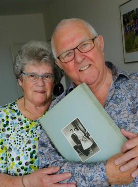 60 jaar getrouwd: 'Henk kwam wél, en ging nooit meer weg'
