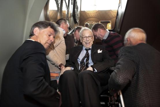 Oud-hoofdredacteur Guus Pikkemaat overleden