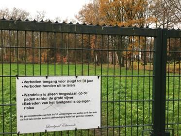 Eikenrode in Loosdrecht na alle commotie: zowaar rustig, vraag is hoe lang
