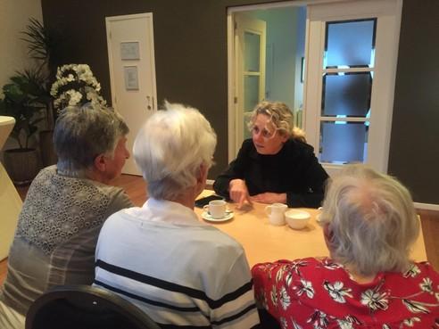 Komt het ooit nog goed voor de woongroep senioren in Oud Ade?