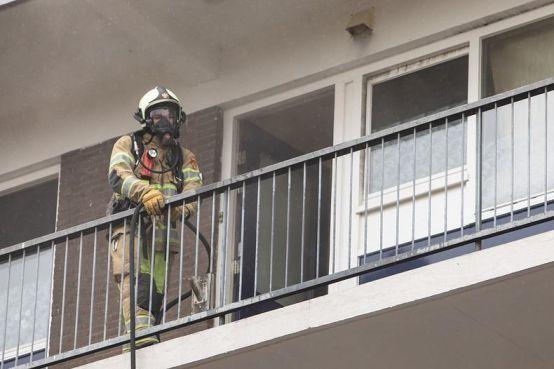 Vrouw uit Soest moet jaar de cel in voor het in de brand steken van haar eigen flat - Noordhollands Dagblad