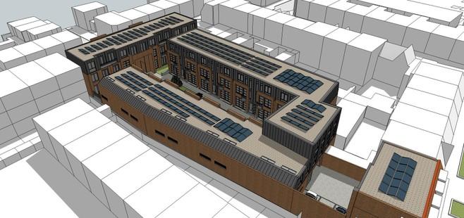 Meerderheid van slechts één stem in gemeenteraad voor bouwplan New Harlem
