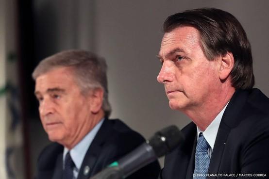 Bolsonaro: ngo's hebben bosbranden gesticht