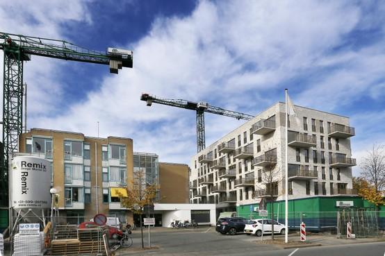 Nieuw Zuid: Eerste appartementen op de markt