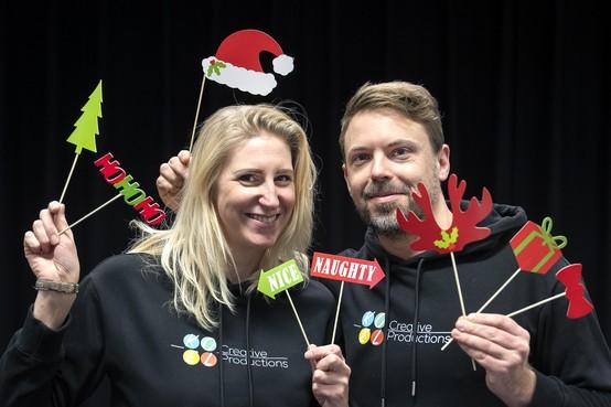 De Grote Kerstshow van Koel uit Driehuis is een traditie waar veel Velsenaren naar uitkijken