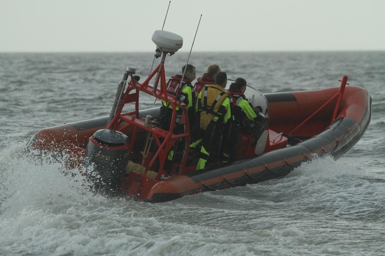 Reddingstation Wijdenes in actie voor nieuwe boot - Noordhollands Dagblad