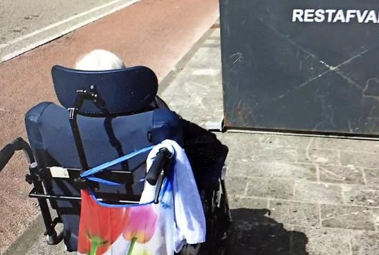 Haarlemmers moeten lang wachten op krijgen van rolstoel