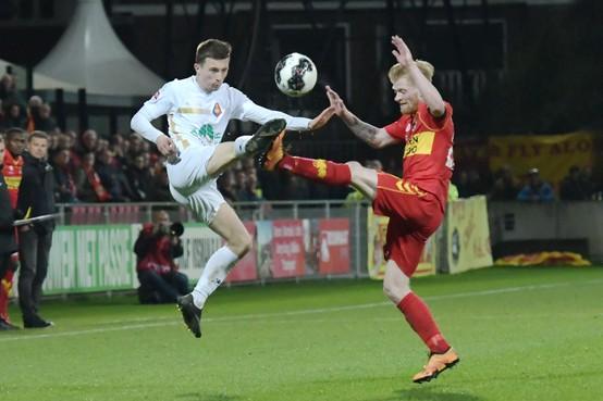 Vitesse-huurling Sven van Doorm na lastige start vaste basisspeler bij opgeleefd Telstar