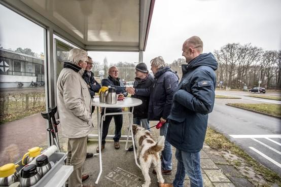 Wethouder Velsen in actie voor 'Kies voor Klimaat'