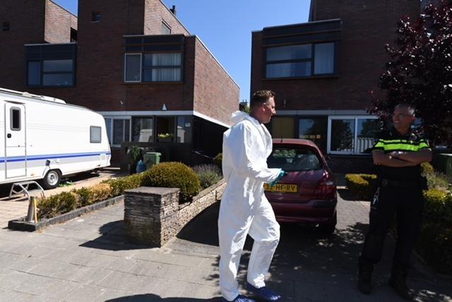 Dode man gevonden in tuin woning Leiderdorp [update]