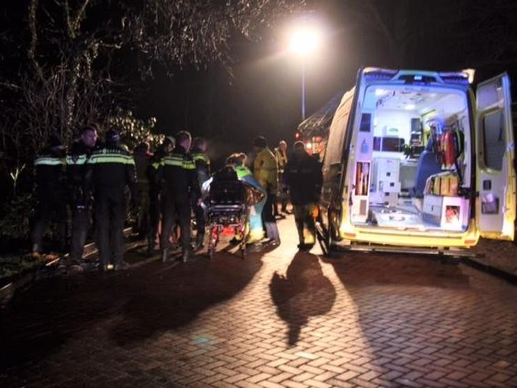 Politie herroept eerder bericht: een persoon overleden bij ongeval Wassenaar [update]