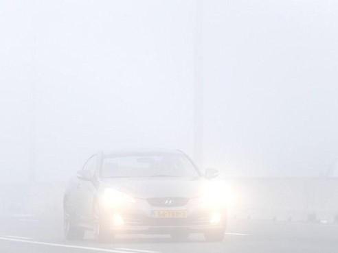 KNMI waarschuwt voor plotselinge mist: code geel
