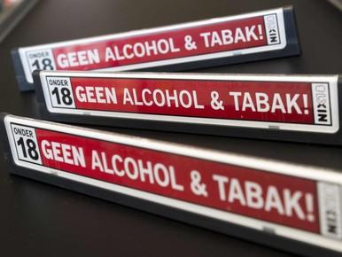 Schagen: lijst bekend met bedrijven die alcohol schonken aan jongeren onder 18