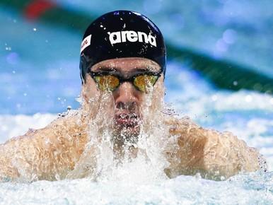 Kamminga als vijfde naar halve finales EK zwemmen