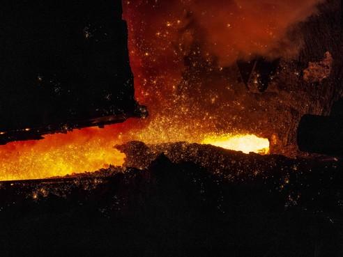 Boek als ode aan ijzer, zonder het metaal is er geen leven voor te stellen