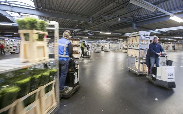 FloraHolland haalt financieel topman bij KLM