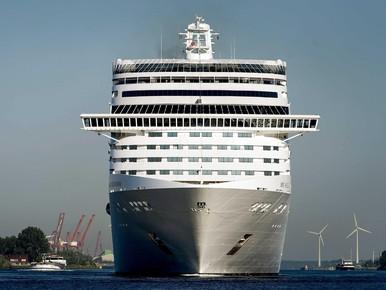 Cruiseterminal toch in Achtersluispolder?