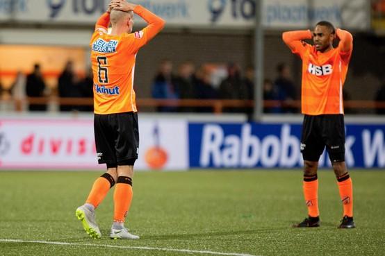 Gemiste penalty breekt FC Volendam op tegen Go Ahead Eagles [video]