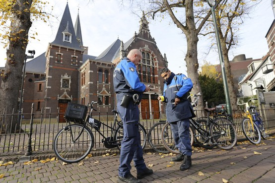 Cijfers liegen niet: steeds minder foutparkerende fietsers centrum en station Hilversum