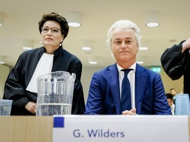 Zwart-wit: Wilders