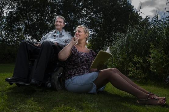 Een zomers gesprek met... Peter Groenveld: 'Het leven is mij goed gezind'