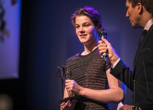 Wielrenster Amy Pieters is Haarlemmermeers topsporter van 2018