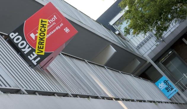 CBS: stijging huizenprijzen Amsterdam vlakt af