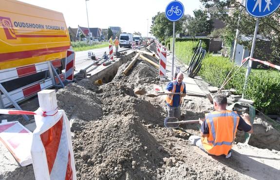 Afsluiting deel Langevliet 'perfecte test'