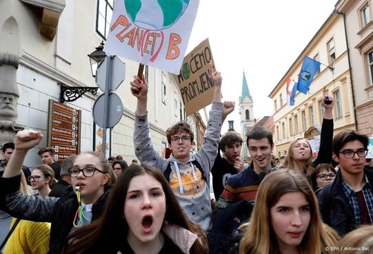 Weer wereldwijde klimaatprotesten