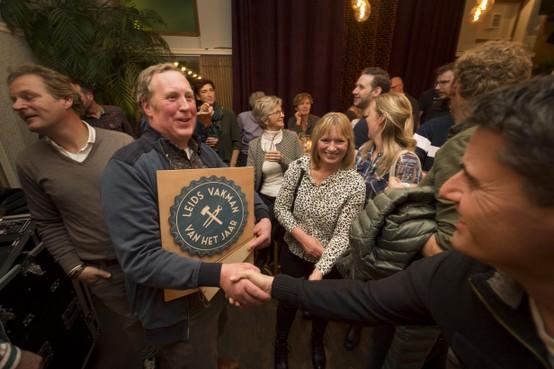 Piet van der Vooren vakman 2018
