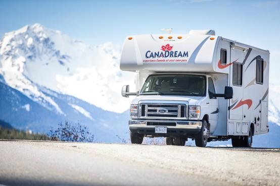 Ontdek Canada per camper