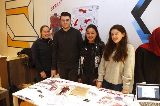 Februaristaking Weesp uit vergetelheid gehaald: leerlingen Vechtstede College organiseren herdenking in synagoge
