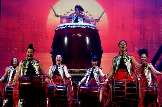 Yamato schept leven van alledag met Japanse trommels