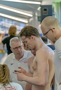 Alkmaarse zwemmer Thom de Boer blijkt ondanks goud op 50 meter vrij en vlinderslag niet snel genoeg voor plaatsing WK