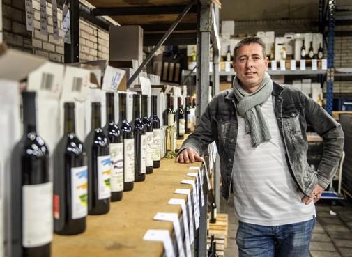 Velserbroeker Patrick van der Fits verkoopt Nederlandse streekwijnen: 'Er zitten echte pareltjes tussen, die vragen om ontdekt te worden'